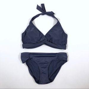 Athleta Tara bikini swimsuit 36 D/DD / Small